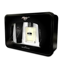 (即期品)FORD MUSTANG福特野馬男性香水禮盒