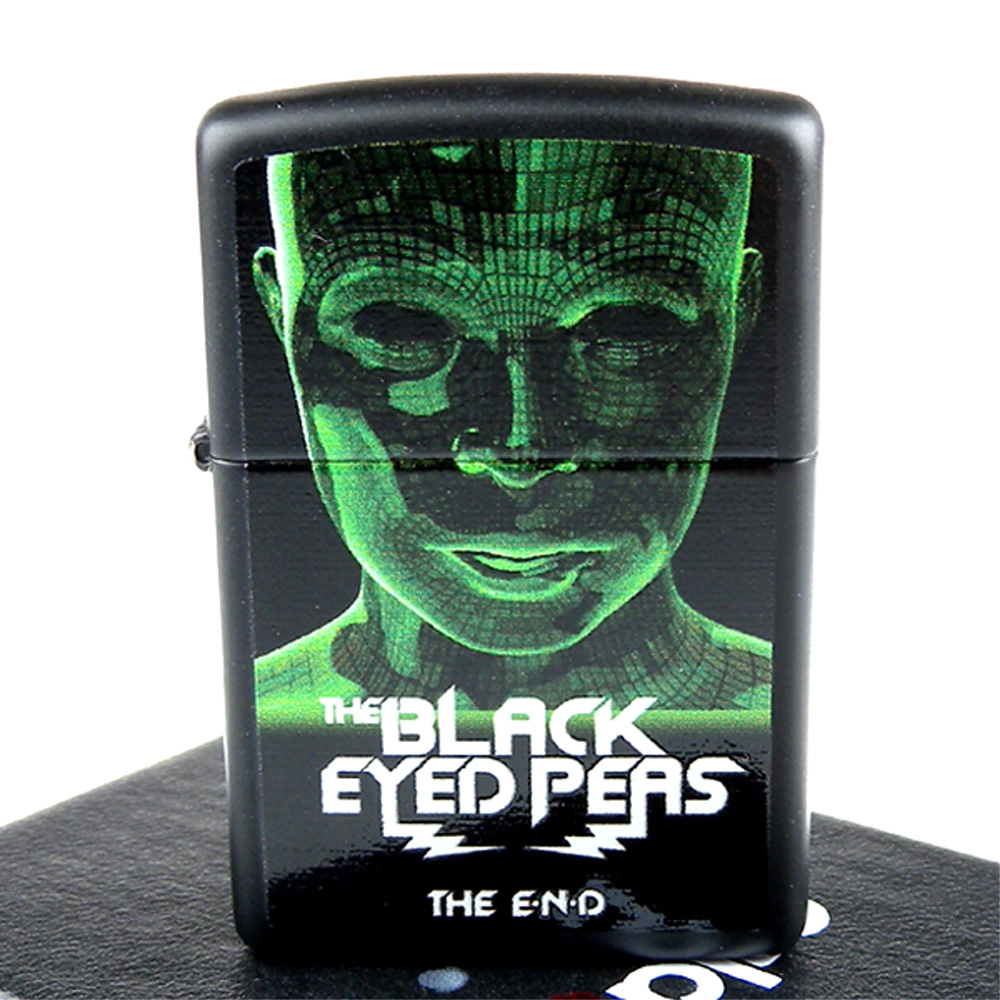 【ZIPPO】美系~The Black Eyed Peas