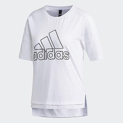 adidas 短袖上衣 女 CZ5040