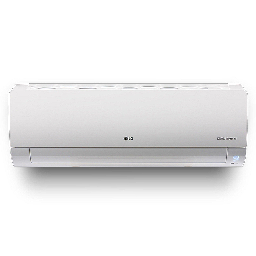 LG樂金 DUAL COOL雙迴轉變頻空調 LS-1417DHP(含基本安裝)