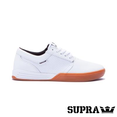 SUPRA Yorek Hammer系列男鞋-白