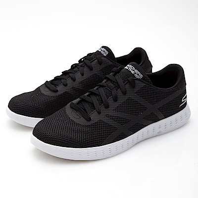 SKECHERS(男)健走系列ON THE GO GLIDE-53817BLK