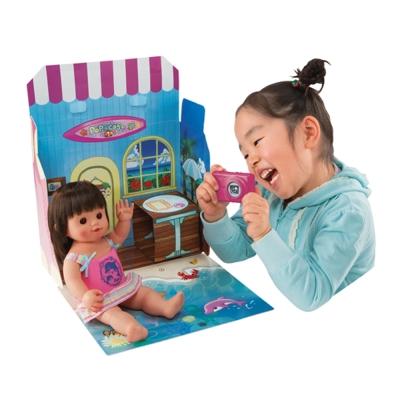 POPO-CHAN配件-海灘旅行箱(數量限定/不含娃娃)