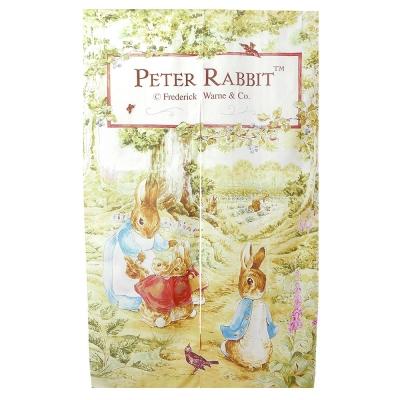 BEDDING 彼得兔家居系列 經典長門簾 家族