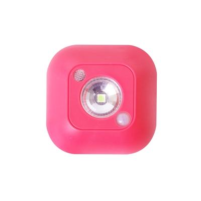 馬卡龍智慧型LED紅外線感應燈_二入組