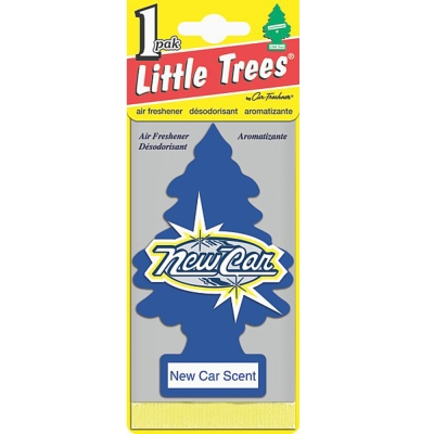 Little Trees美國小樹香片(新車香)