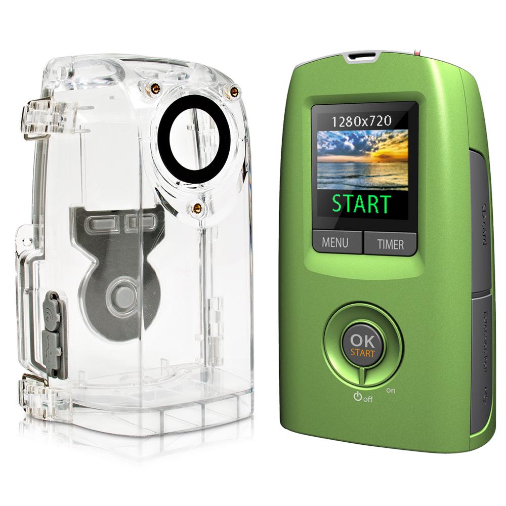 brinno TLC200縮時攝影相機 + ATH110戶外防水盒
