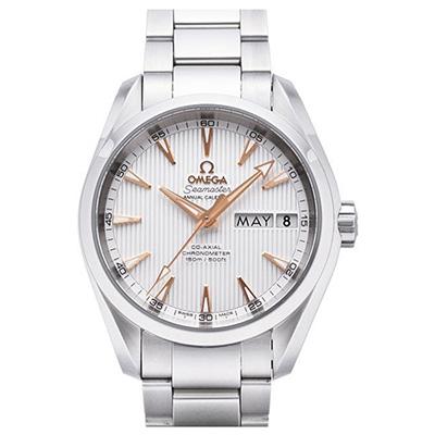 OMEGA 歐米茄 Seamaster Aqua Terra 經典機械錶-白面x38.5mm