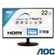 AOC M2261Fwh 22型窄邊框顯示器