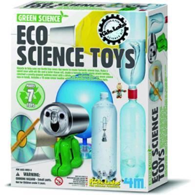 4M科學探索-趣味環保科學玩具ECO SCIENCE TOYS