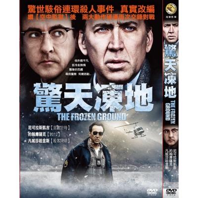 驚天凍地 The Frozen Ground DVD