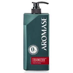 AROMASE艾瑪絲 玫瑰強健豐盈洗髮精1000mL-高階版