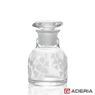 【ADERIA】日本進口三葉草玻璃醬油罐50ml