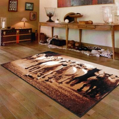Ambience-比利時Shiraz 現代地毯--駿馬(120×170cm).