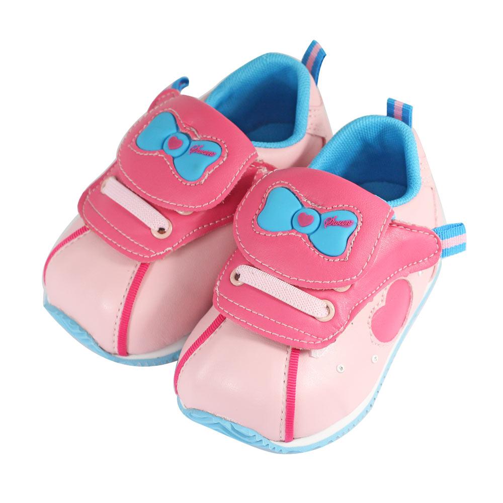 Swan天鵝童鞋-cute蝴蝶結機能鞋1506-粉