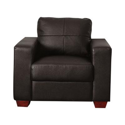 【TAISH】日內瓦單人座獨立筒皮沙發