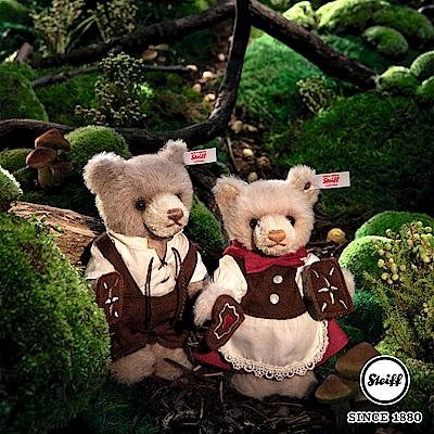 STEIFF德國金耳釦泰迪熊 - 糖果屋 Hansel and Gretel(限量版)