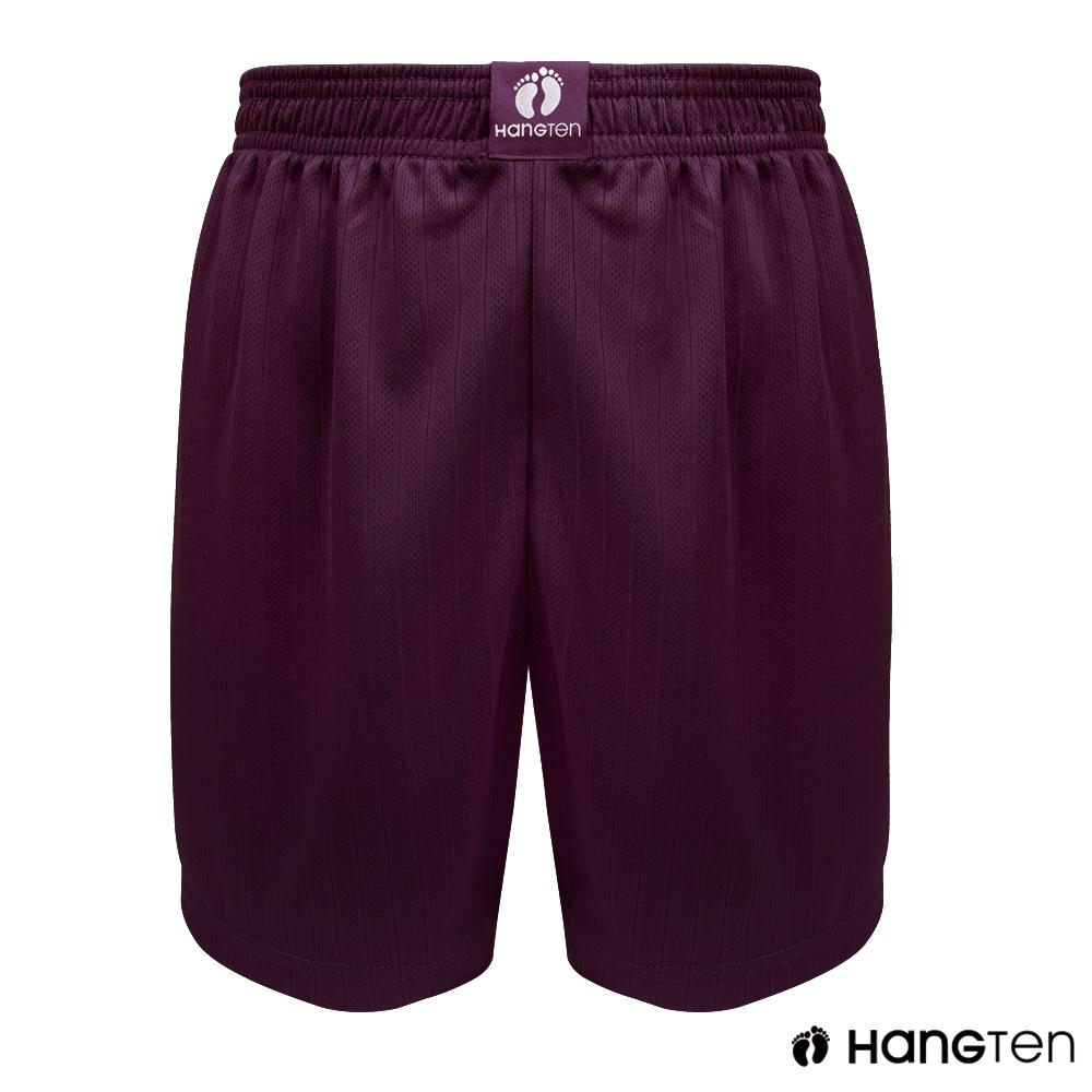 HANG TEN 極度排汗平口褲_紫(HT-C12004) @ Y!購物