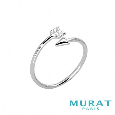 MURAT PARIS米哈巴黎 時尚銀箭戒指