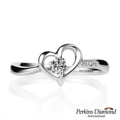 PERKINS 伯金仕 - My Heart系列 鑽石戒指