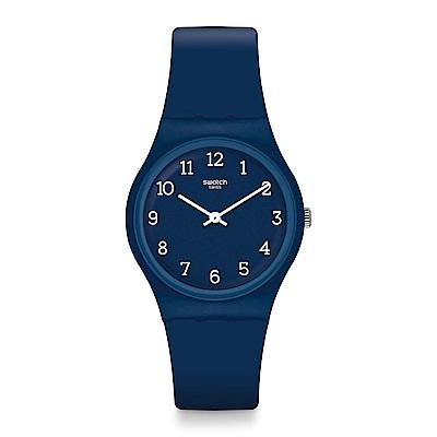 Swatch 原創系列 BLUEWAY 深藍之路手錶