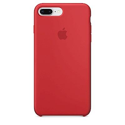 【Apple原廠公司貨】iPhone8Plus/7Plus 矽膠保護殼(RED)