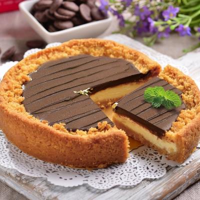 艾波索-比利時巧克力乳酪6吋