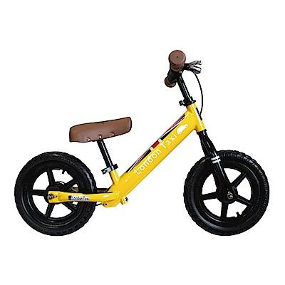 英國London Taxi KickBike幼兒平衡滑步車 黃色