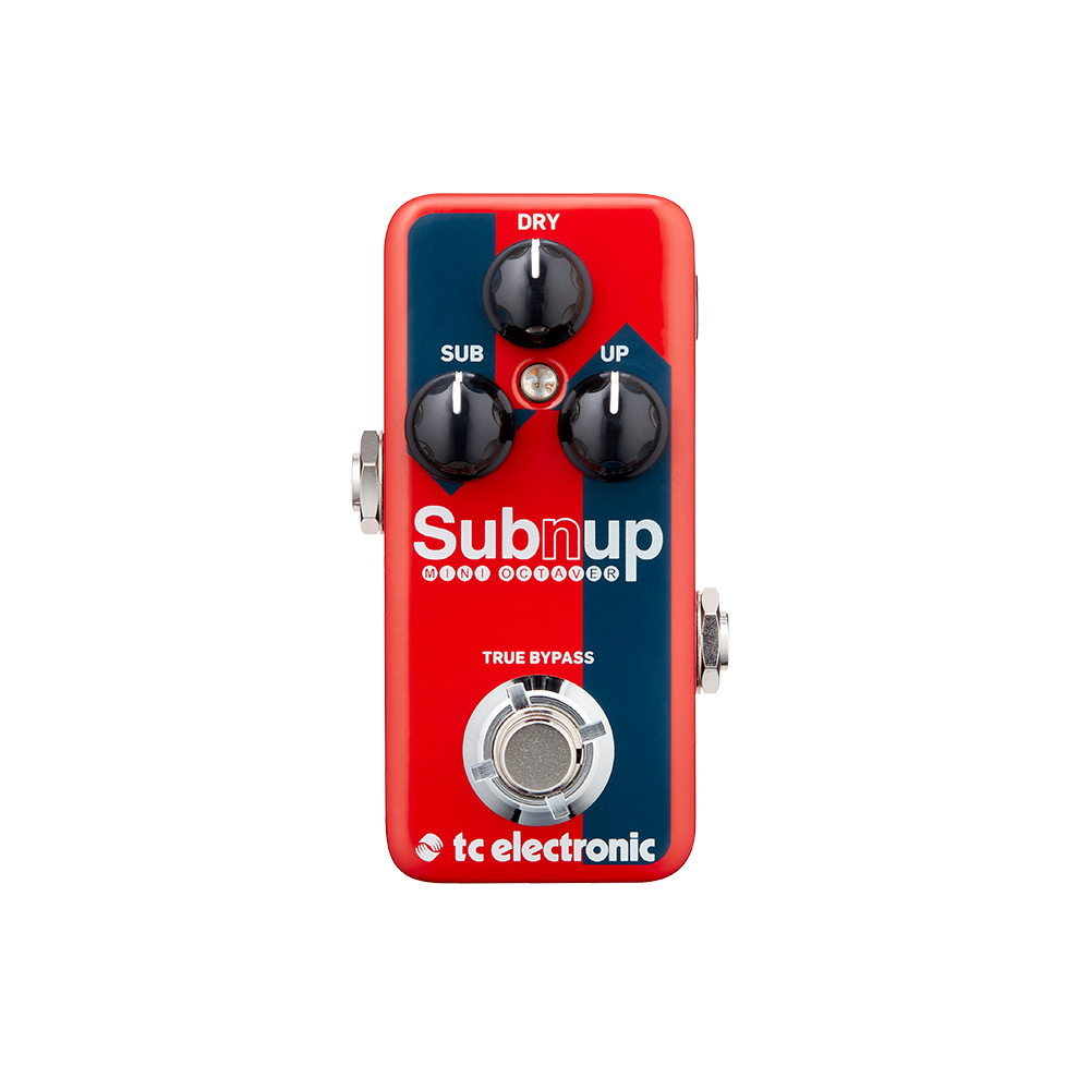tc electronic Sub n Up Mini 八度音效果器