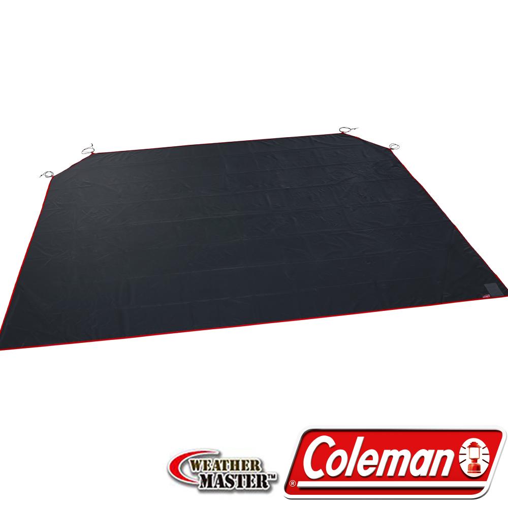 Coleman 23122 透氣帳Coach專用地布/防潮墊 達人22111用地墊 公司貨