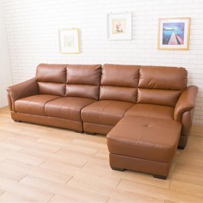 典雅大師 Hannah漢納溫室四人位沙發(含腳椅) 多瓦娜