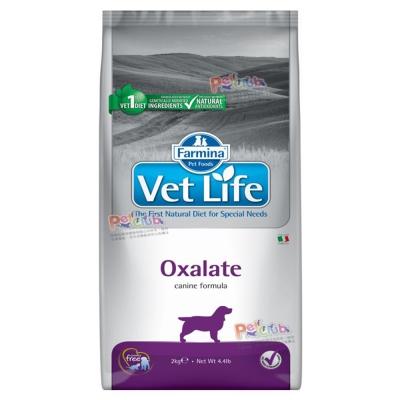 Farmina法米納 獸醫寵愛天然處方系列-犬用泌尿道草酸鈣結石配方 2kg