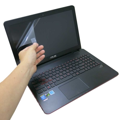 EZstick ASUS G551 G551L 亮面防藍光螢幕貼