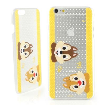 Disney iphone 6 plus / 6s plus 彩繪可愛風透明保護...