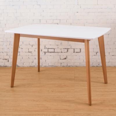 Bernice-艾莉森白色餐桌