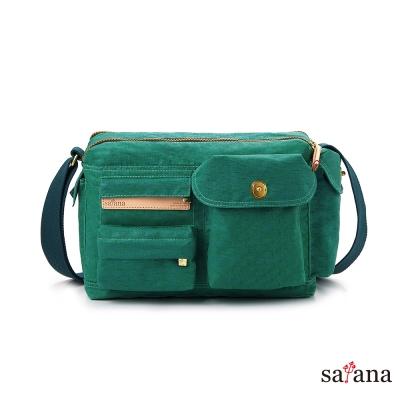 satana - 簡單生活斜肩包 - 常春藤