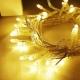 聖誕燈50燈LED樹燈串(暖白光/透明線)(附控制器)高亮度又省電 product thumbnail 1