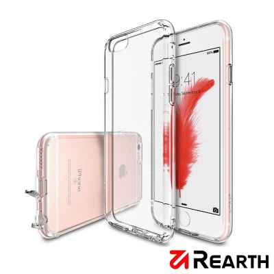 Rearth iPhone 6/6s (Ringke Air)輕薄保護殼 透明