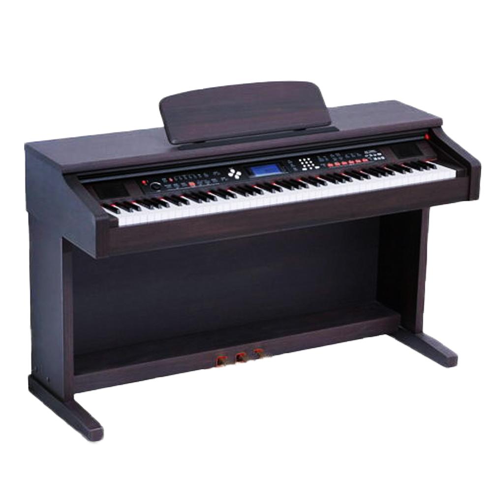 JAZZY DP2000 五級重鎚力道 88鍵 電鋼琴,滑蓋+三踏板+鋼琴直取音,非電子琴