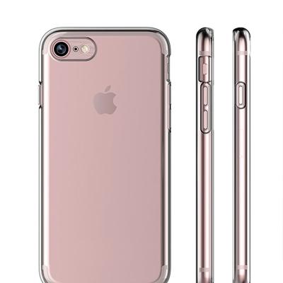 透明殼專家iPhone8/7 抗刮加強版 全包覆超薄硬殼
