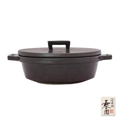 日本長谷園伊賀燒 小酒館珍味陶鍋