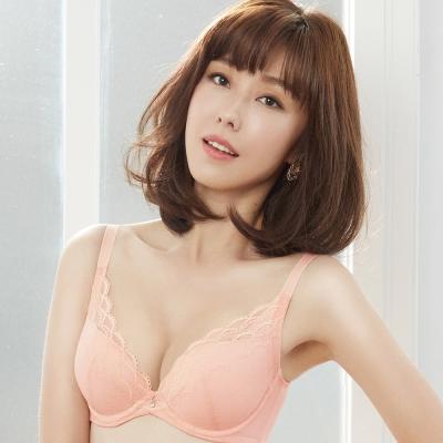 推Audrey-舒波AIR 大罩杯B-E罩內衣(粉膚色)