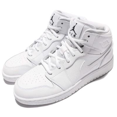 Nike Air Jordan 1 Mid BG 女鞋