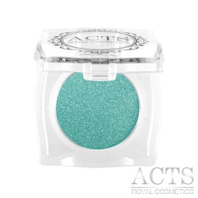 ACTS維詩彩妝 細緻珠光眼影 珠光孔雀藍B410