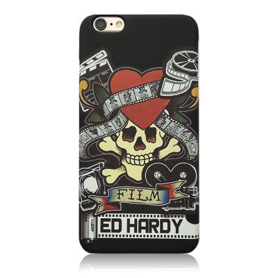 Ed Hardy iPhone 7 / 8 (4.7吋) 亮面保護殼-影視骷髏