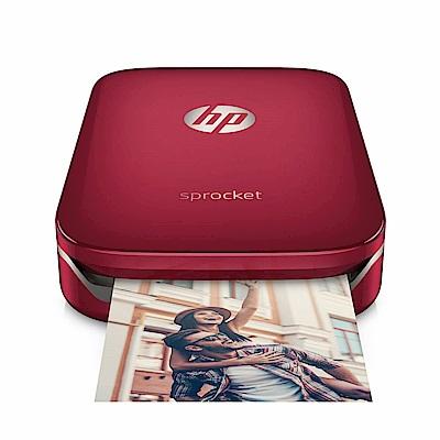 HP Sprocket 相片印表機 (紅)