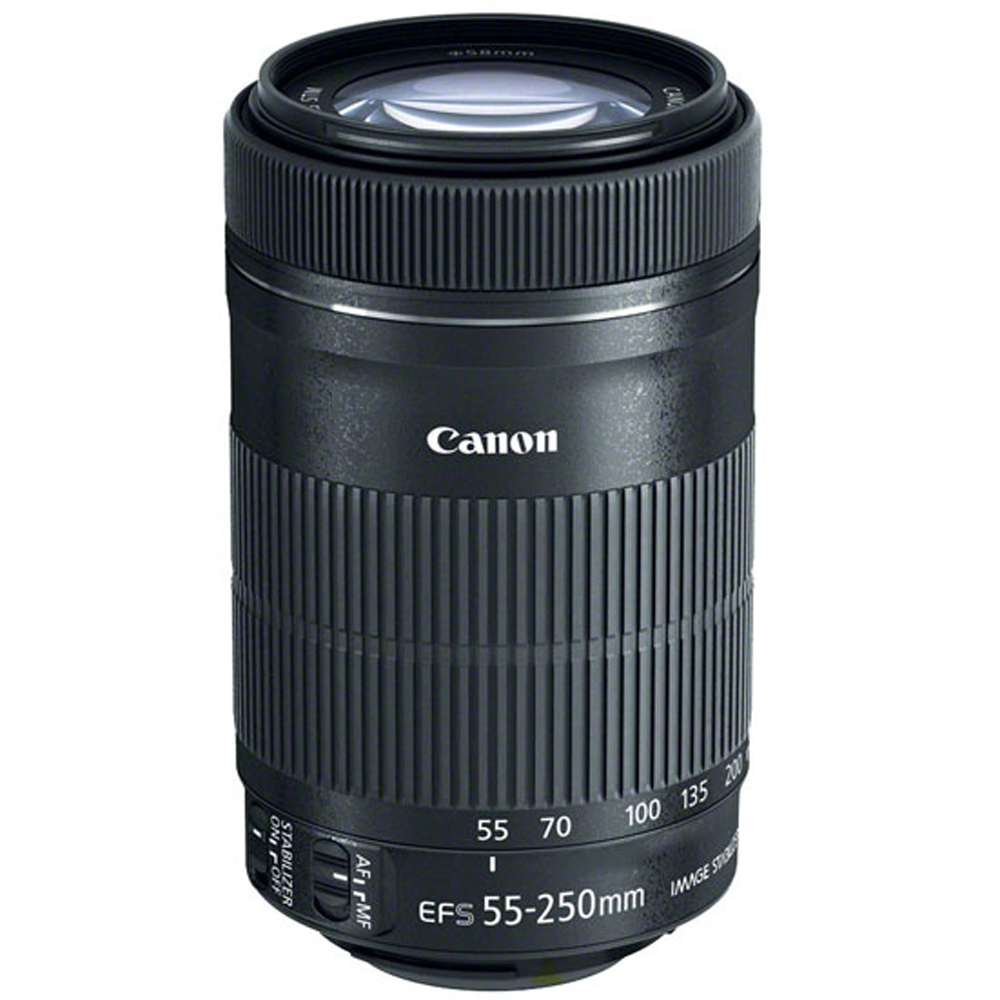 Canon EF-S 55-250mm f/4-5.6 IS STM(平輸-白盒)