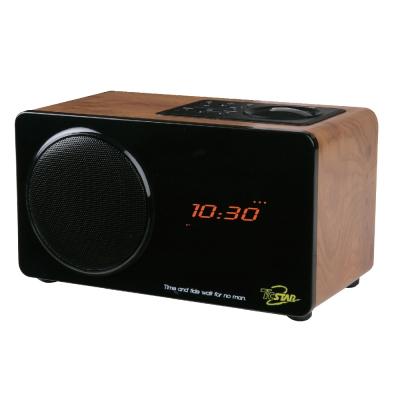 福利品TCSTAR多功能木質藍牙喇叭-TCS1300