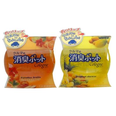 雞仔牌-甜橙-水果晶球果凍消臭力組合-快