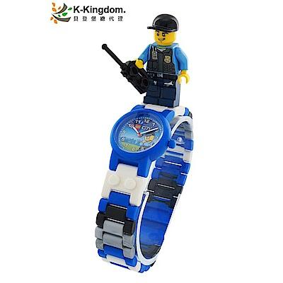 LEGO 樂高手錶  城市警察 8020028
